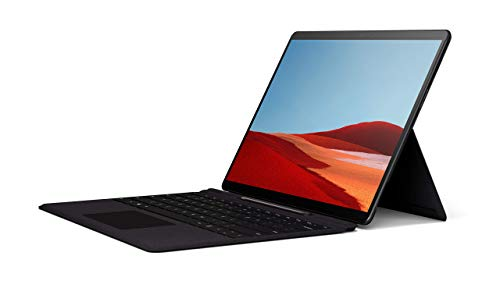 "Microsoft Surface Pro X 13"" Touch-Screen Microsoft SQ1 - 16GB Memory - 256GB Solid State Drive WIFI + 4G LTE Laptop (Matte Black)"