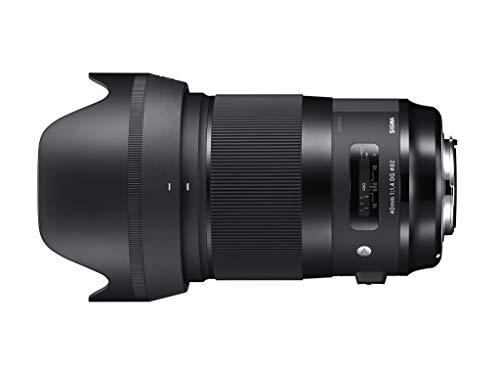 Sigma 40mm f/1.4 DG HSM Art Lens for Nikon DSLR Cameras