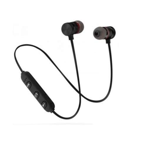 MOBWILL Wireless Bluetooth Headphones, Headset with Mic and Volume Button Earphone for Mi Note 8 Pro, TS Mi Note 9 Pro, Redmi 6 Pro, Redmi 8A, Redmi Y3