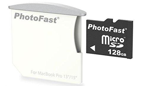 Photofast CR8700MBPR1314 USB 2.0 Black, White Card Reader