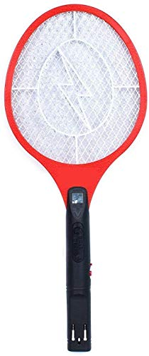 Ivaan Rechargeable Mosquito and Insect Killer Racket (Multicolor)