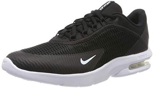 Nike Men's Air Max Advantage 3 Black/White Running Shoes-10 UK (45 EU) (11 US) (AT4517 002)