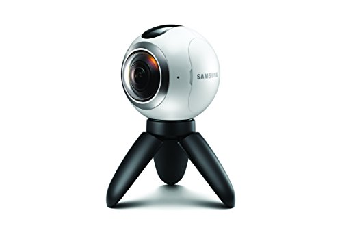 Samsung Gear 360 Real 360° High Resolution VR Camera (US Version)