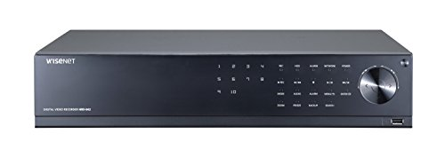 Samsung 8 Channel 4 Megapixel QHD Analogue DVR with inbuilt 4 HDD Slot, Model No.HRD-842