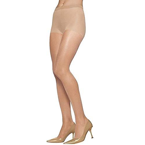 Fashion Fiesta Botango silky ultra soft shine control top women pantyhose
