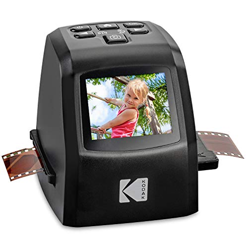 "KODAK Mini Digital Film & Slide Scanner €"" Converts 35mm"