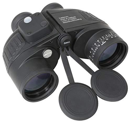 Rothco USA - Military Type 7 x 50MM Binoculars (Black)