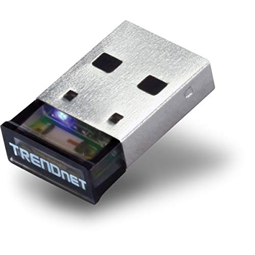TRENDnet Micro-Bluetooth USB Adapter with a Distances up to 100 meters/328 feet (TBW-106UB)
