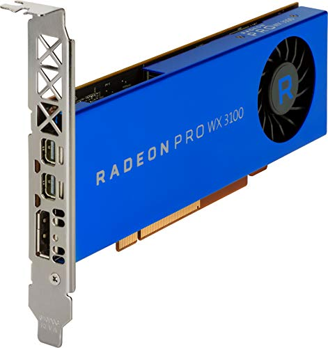 HP Radeon Pro WX 3100 Graphic Card - 4 GB - PC