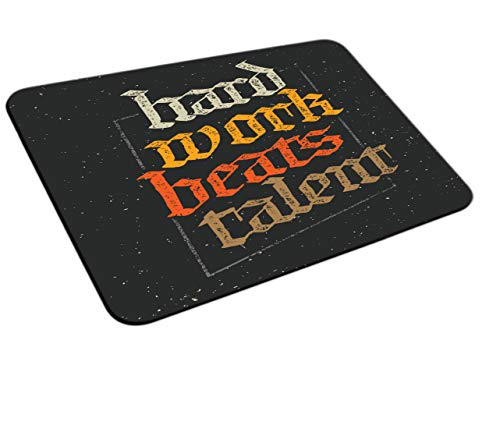 LADECOR Mouse Pad Anti Skid Printed Designer Mouse Pads for Laptop Desktop Computer for Gaming Home Or Office