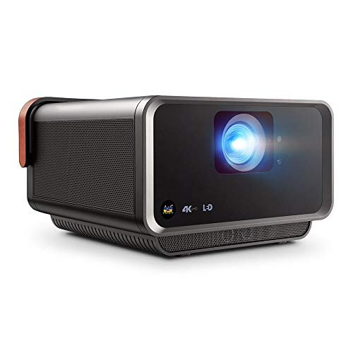 ViewSonic X10-4K UHD Short Throw Portable Smart LED Projector