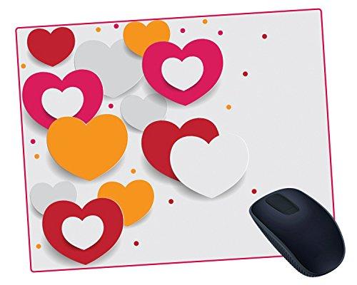 Mugshug Hearts Mousepad