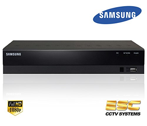 Samsung CCTV Full HD 8 Channel AHD DVR 1080P