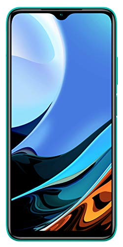 Xiaomi Redmi 9 Power (Electric Green, 4GB RAM, 64GB Storage) - 6000mAh Battery | 48MP Quad Camera | Snapdragon 662 Processor