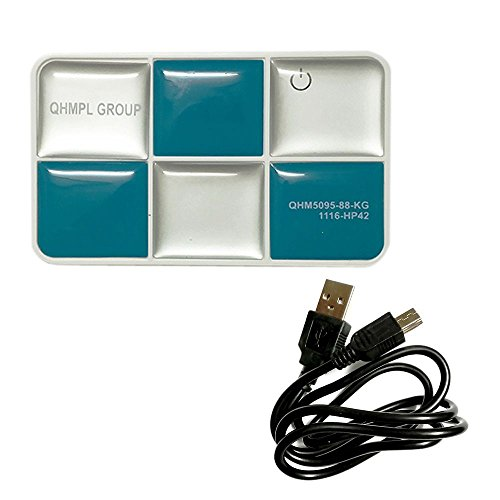 QUANTUM QHM5095 Memory Card Reader (Multicolor)