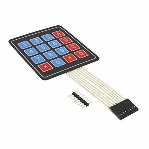 PARALLAX 4x4 Matrix Membrane Keypad