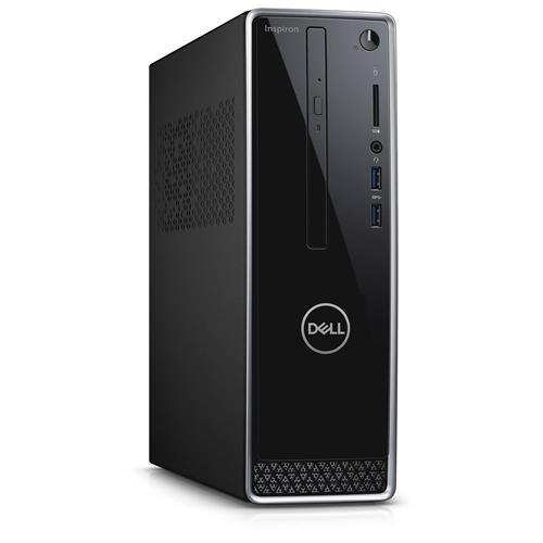 Dell Inspiron 3000 3470 Desktop Tower (Intel Core i 3, 8th Gen) i3-8100 3.60 GHz, 4 GB DDR4 SDRAM, 1 TB HDD, Windows 10 Home 64-bit