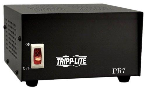 Tripp Lite PR7 DC Power Supply Low Profile 7A 120V AC Input to 13.8 DC Output