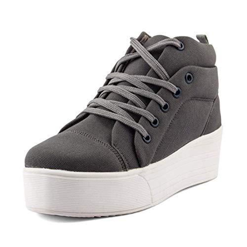 Fashimo Women's Boots JSK3-grey-40