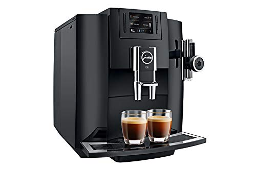 Jura Coffe Machine e8 Piano Black