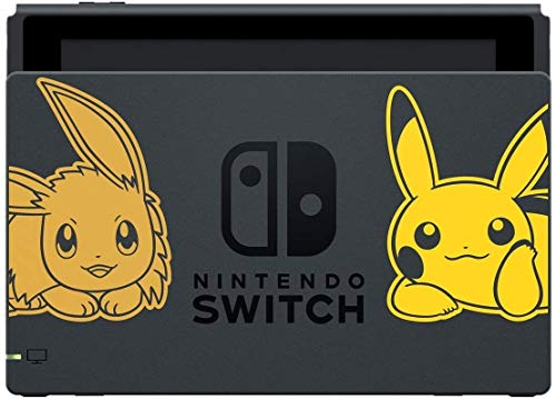 MrDeal NINTENDO SWITCH DOCK POKEMON LET'S GO PIKACHU / EEVEE