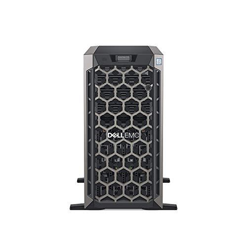 Dell PowerEdge T440 Server, Intel Xeon 3204 (2nd Gen, 6Core) Processor with 2 x 16GB RAM & 3 x 1TB 7.2K RPM SATA Hard Disk, 3 Years Warranty by Dell.