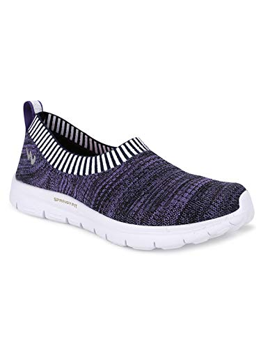 Campus Women's Voilet VOILED-SIL Running Shoes