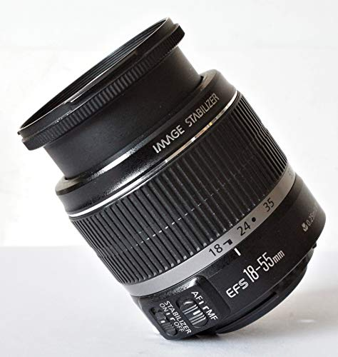 CANON EF-S18-200 MM F - 3.5-5.6 IS ULTRA WIDE ZOOM LENS