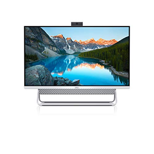 """Dell Inspiron 27 7700 All in One Desktop(11th Gen i5-1135G7/ 8GB RAM/1TB HDD+256GB SSD/Integrated Graphics/Windows 10/ MS Office) 27"""" FHD All in One Desktop"""