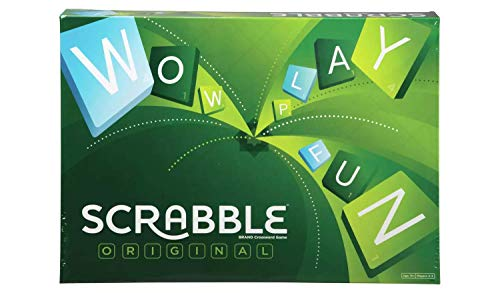BLUE SPACE Scrabble Travelling Cross Word Board Game for Kids & Adult ( 10 Year & up)