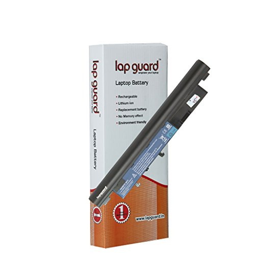 Lapguard 6 Cell Laptop Battery for Acer AS09D70 Black (LGBTA3810BLK06)