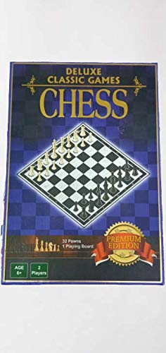 Infinite tech Playing Board Chess Games for Kids 6+ Years/Birthday Gift Set