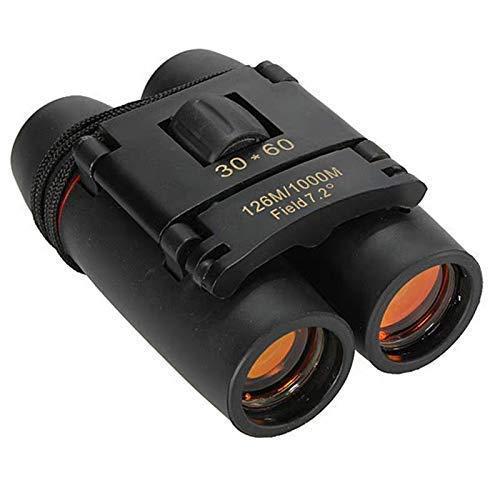 OCTOPUS PRIME 30 X 60 Zoom Mini Travel Folding Day Telescope Night Vision Binoculars for Outdoor