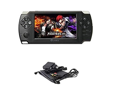 Medaline BLACK PSP gaming console with Music, Alarm, videos MD_048