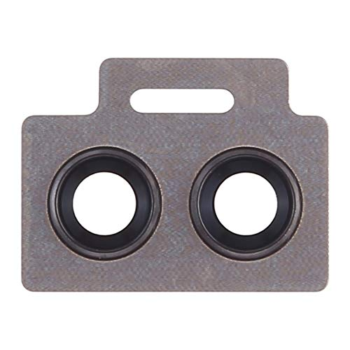 LIUDSBFQINGR Mobile Phone Camera Camera Lens Cover for Huawei Mate 10 Pro(Grey) (Color : Grey)