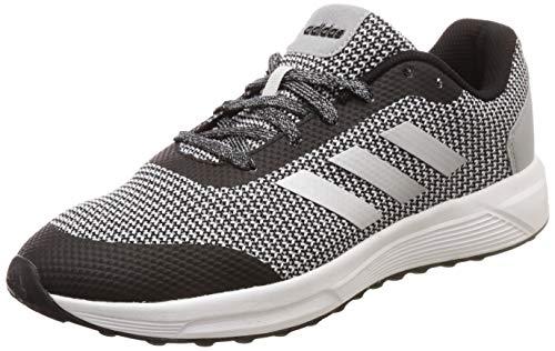 adidas Men's Helkin 3 M Silvmt/Cblack Running Shoes-11 UK/India (46 EU) (CJ8115)
