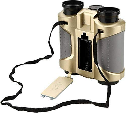 SHOPECOM Night Scope Toy Binocular with Pop-Up Light..