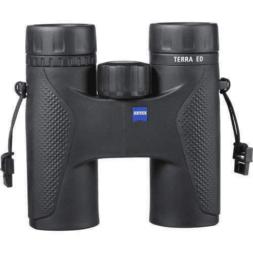 Carl Zeiss 10x32 Terra ED Binocular-Black