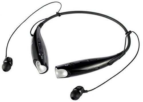 ASMIU HBS730 Wireless Bluetooth Headset with Mic & Volume Button Earphone for Mi Note 5 Pro, TS Mi Note 5 Pro, Redmi 6 Pro, Redmi 6A, Redmi Y2, Mi A2, Redmi 5, Redmi 4, Mi A1, Y2, Y3 Mi Note 7 Pro