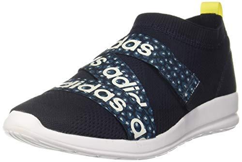 adidas Women's Khoe Adapt X Legend Ink/Cloud White Running Shoes-4 UK (EH1211)