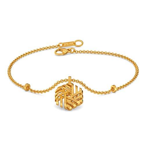 Melorra 18K Reveal N Conceal Gold Bracelets