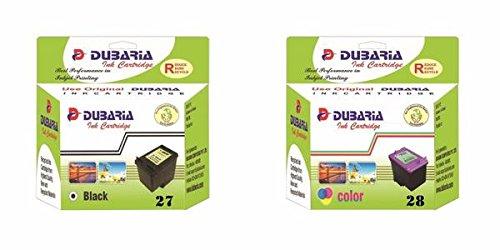 Dubaria Compatible Ink Cartridges Combo Set 56 Black & 57 Color