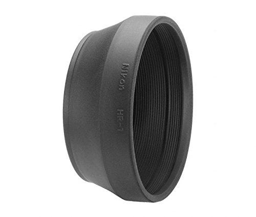 Nikon JAB31501 HR-1 Rubber Lens Hood for 50mm Manual Focus Lens