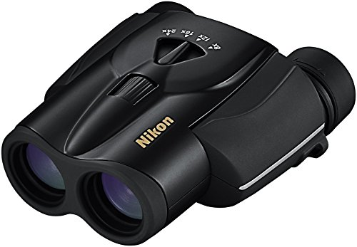Nikon ACULON T11 8-24x25 Black Compact Zoom Binoculars