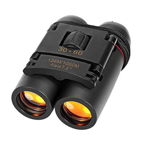 Sampton 30x60 High Powered Binoculars | for Both Adults & Kids, Waterproof (Black)
