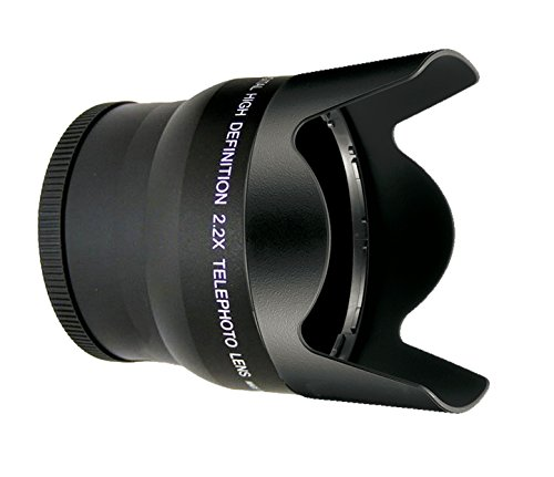 Tamron SP AF 17-50mm f/2.8 XR Di II LD 2.2x High Definition Super Telephoto Lens (This Lens Mounts On Top Of The Tamron SP AF 17-50mm f/2.8 XR Di II LD lens, Includes Ring)