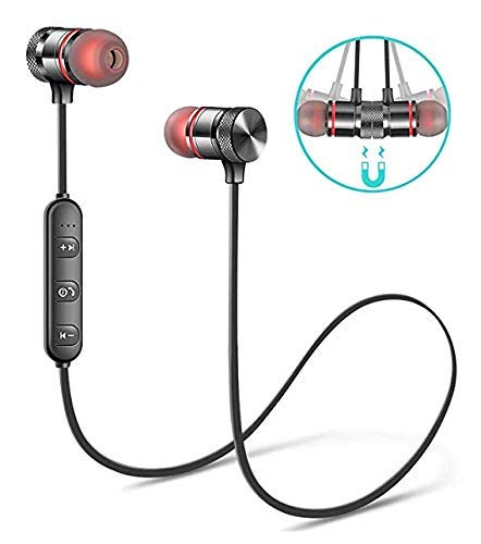 Valsh Wireless Bluetooth Headphones, Headset with Mic and Volume Button Earphone for Mi Note 5 Pro, TS Mi Note 5 Pro, Redmi 6 Pro, Redmi 6A, Redmi Y2, Mi A2(Multi-Coloured)