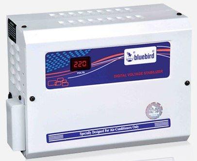 Bluebird Digital Voltage Stabilizer 4kVA 150-270V Economy for 1 and 1.5 Ton AC