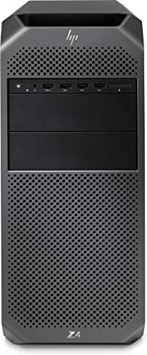 HP Z4 Workstation/Intel Xeon W-2235 / 16GB RAM/ 512GB SSD/Nvidia RTX2080 8GB Graphics/Windows 10 Pro Workstation/DVD RW / 3 Years Onsite Warranty from Hp