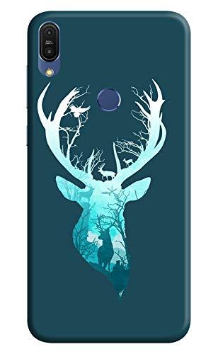 OLYKUN® Designer Printed Mobile Back Cover for Asus ZenFone Max Pro M1